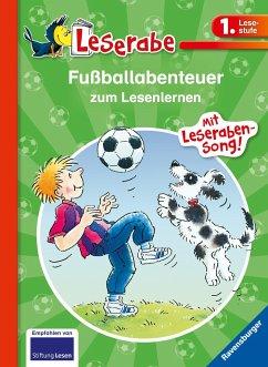 Fußballabenteuer zum Lesenlernen - Dietl, Erhard; Ondracek, Claudia