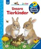 Unsere Tierkinder / Wieso? Weshalb? Warum? Junior Bd.15