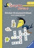 Sticker-Kreuzworträtsel (3. Lesestufe)