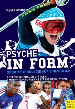 Psyche in Form (eBook, PDF) - Baumann, Sigurd