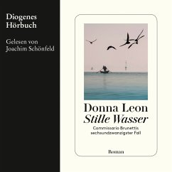 Stille Wasser / Commissario Brunetti Bd.26 (MP3-Download) - Leon, Donna