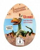 Urmel aus dem Eis/Urmel spielt im Schloss - Augsburger Puppenkiste - 2 Disc DVD