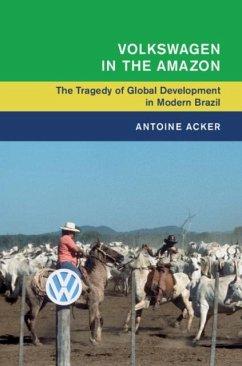 Volkswagen in the Amazon (eBook, PDF) - Acker, Antoine