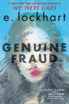 Genuine Fraud (eBook, ePUB) - Lockhart, E.