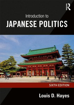 Introduction to Japanese Politics (eBook, PDF)