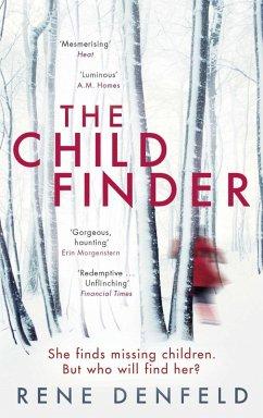 The Child Finder (eBook, ePUB) - Denfeld, Rene