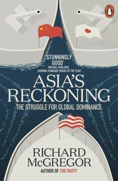 Asia's Reckoning (eBook, ePUB) - McGregor, Richard