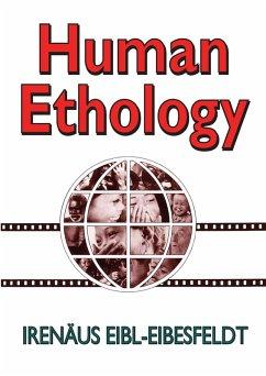 Human Ethology (eBook, PDF)