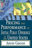 Pricing and Performance of Initial Public Offerings in the United States (eBook, ePUB)