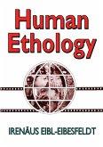 Human Ethology (eBook, ePUB)
