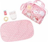 Zapf Creation 700730 - Baby Annabell Travel Wickeltasche