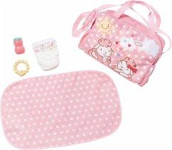 Zapf Creation 700730 - Baby Annabell Travel Wickeltasche