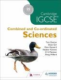 Cambridge IGCSE Combined and Co-ordinated Sciences (eBook, ePUB)