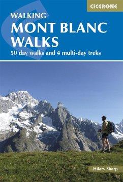 Mont Blanc Walks (eBook, ePUB) - Sharp, Hilary