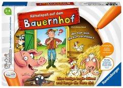 tiptoi® Rätselspaß auf dem Bauernhof (Spiel-Zubehör) / tiptoi®
