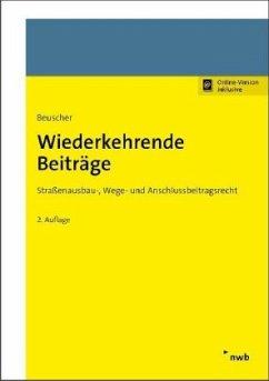 Wiederkehrende Beiträge - Beuscher, Peter