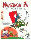 Pegasus 17233G - Munchkin Fu Guest Artist Edition, Kovalic Version, Kartenspiel