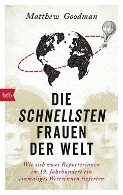 Die schnellsten Frauen der Welt (eBook, ePUB) - Goodman, Matthew