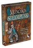 Pegasus 17248G - Munchkin Steampunk, Kartenspiel