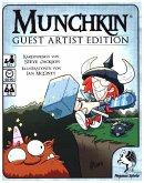 Pegasus 17231G - Munchkin Guest Artist Edition, McGinty-Version, Kartenspiel, Funspiel