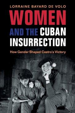 Women and the Cuban Insurrection - Bayard de Volo, Lorraine (University of Colorado Boulder)