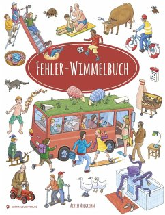 Fehler Wimmelbuch ab 2 Jahre - Ahlgrimm, Achim