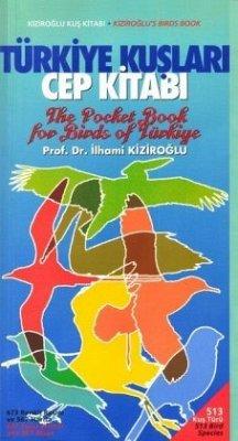 The Pocket Book for Birds of Türkiye - Kiziroglu, Ilhami