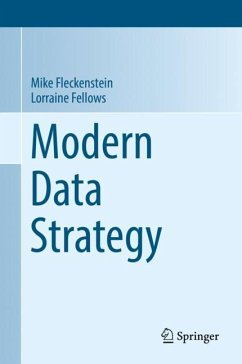 Modern Data Strategy - Fleckenstein, Mike; Fellows, Lorraine