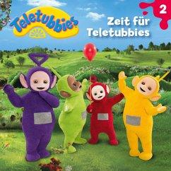 Teletubbies - Zeit für Teletubbies, 1 Audio-CD