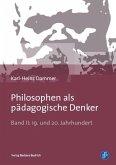 Philosophen als pädagogische Denker (eBook, PDF)