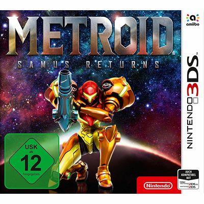 Metroid Samus Returns (Download)