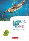 Natur und Technik - Biologie 7.-10. Schuljahr - Neubearbeitung - Ausgabe A - Schülerbuch