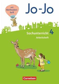 Jo-Jo Sachunterricht - Neubearbeitung 2016. 4. Schuljahr - Arbeitsheft