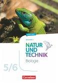 Natur und Technik - Biologie 5./6. Schuljahr - Neubearbeitung - Ausgabe A - Arbeitsheft