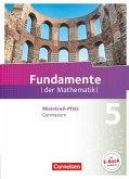 Fundamente der Mathematik 5. Schuljahr - Gymnasium -Rheinland-Pfalz - Schülerbuch