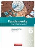 Fundamente der Mathematik 6. Schuljahr - Gymnasium -Rheinland-Pfalz - Schülerbuch