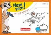 Nase vorn! - Deutsch 3. Schuljahr - Satz und Satzarten