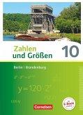 Zahlen und Größen 10. Schuljahr - Berlin und Brandenburg - Schülerbuch