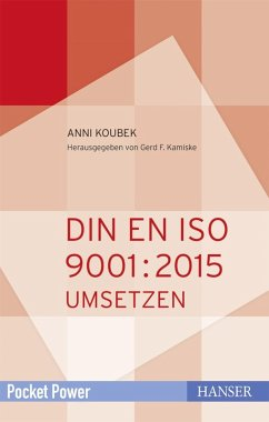 DIN EN ISO 9001:2015 umsetzen (eBook, PDF)