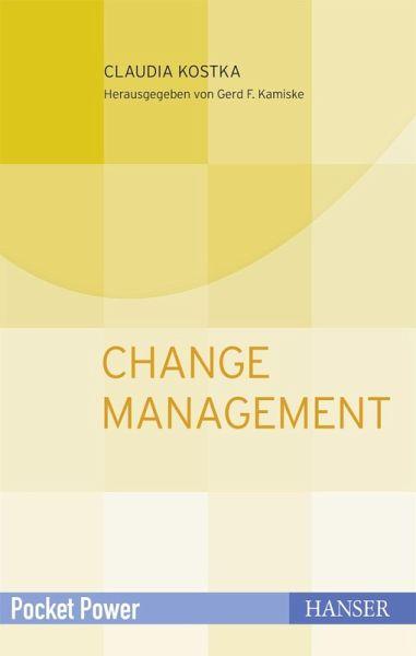 Change Management (eBook, PDF) - Kostka, Claudia
