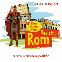 9788711810286 - Schwieger, Frank: Das alte Rom (Ungekürzt) (MP3-Download) - Bog
