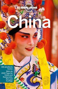 Lonely Planet Reiseführer China (eBook, PDF) - Harper, Damian