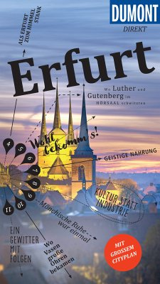DuMont direkt Reiseführer Erfurt (eBook, PDF)