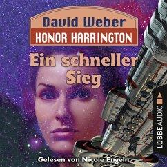 Ein schneller Sieg / Honor Harrington Bd.3 (Ungekürzt) (MP3-Download) - Weber, David