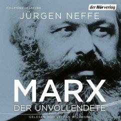 Marx. Der Unvollendete (MP3-Download) - Neffe, Jürgen