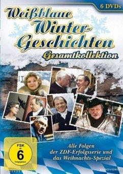 Weißblaue Wintergeschichten - Gesamtkollektion (6 Discs) - Gustl Bayrhammer/Hans Clarin
