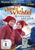 Wichtel-Spaß für die ganze Familie: Der kleine Wichtel & Der kleine Wichtel kehrt zurück DVD-Box