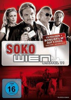 SOKO Wien - Staffel 11 (5 Discs)
