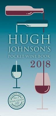 Hugh Johnson's Pocket Wine Book 2018 (eBook, ePUB) - Johnson, Hugh