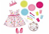 Zapf BABY born® Deluxe Party Set